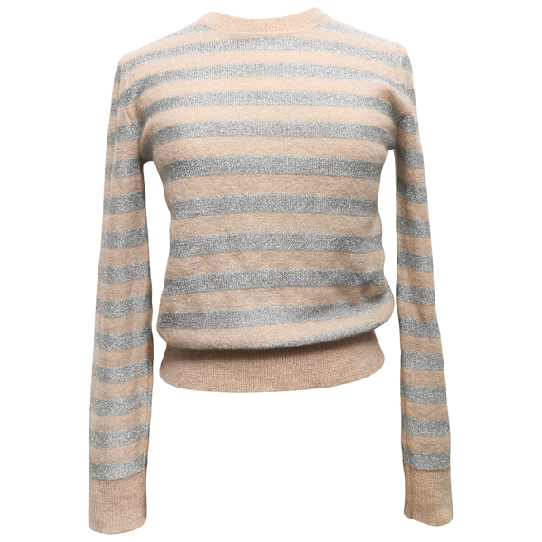 Pre-owned Valentino Pink Wool Knitwear