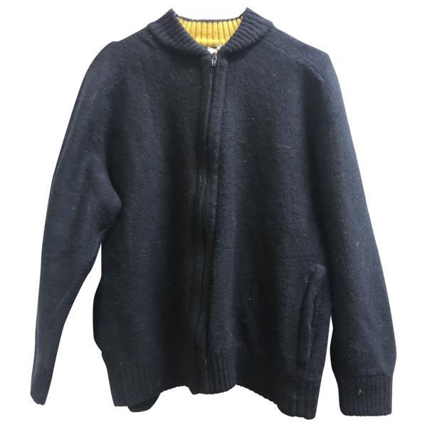 Pre-owned Gucci Blue Wool Knitwear & Sweatshirts