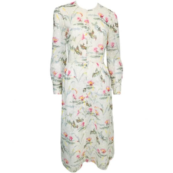 Pre-owned Vilshenko Multicolour Cotton Dress
