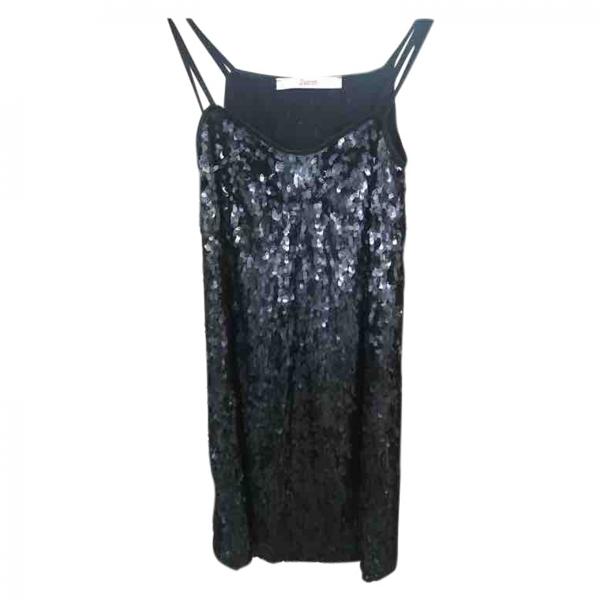Pre-owned Jucca Black Dress