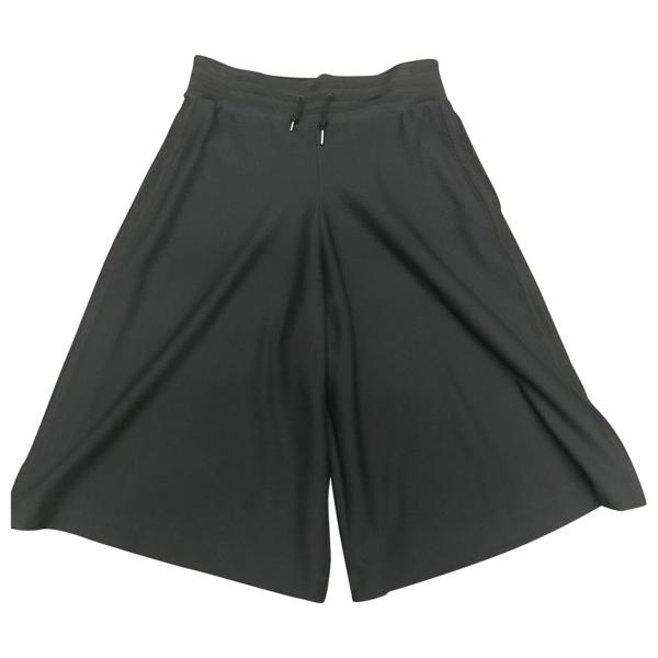 Pre-owned Adidas Originals Black Trousers