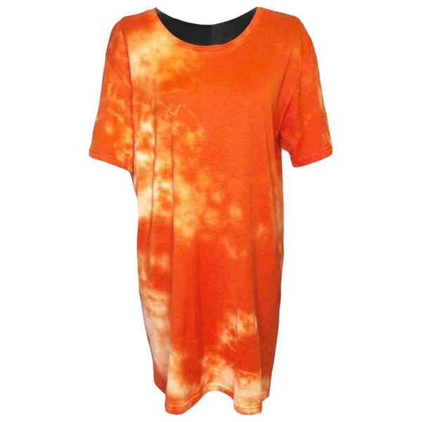 Pre-owned Balmain Orange Cotton Dress