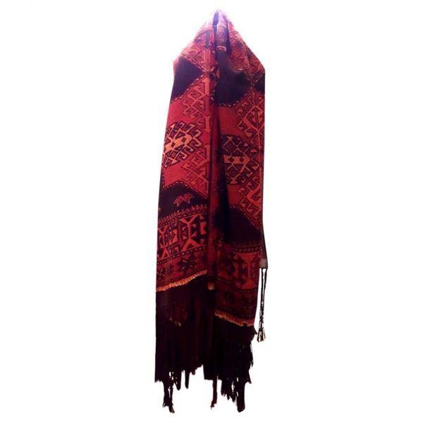 Pre-owned Max Mara Multicolour Wool Scarf