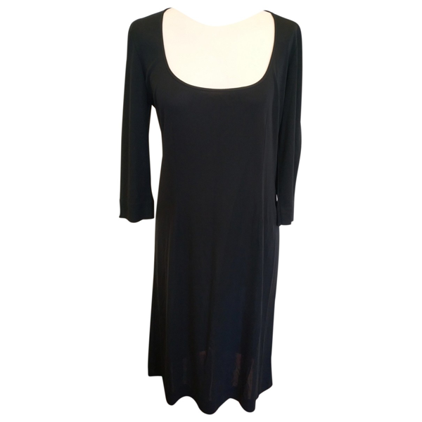 Pre-owned Dolce & Gabbana Black Dress