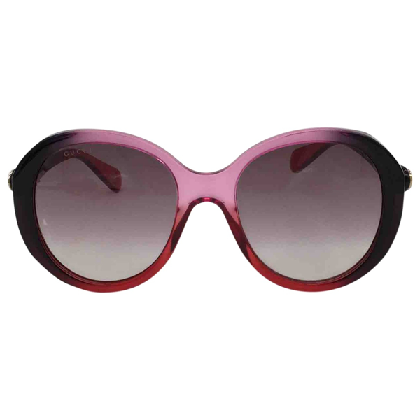Pre-owned Gucci Pink Sunglasses