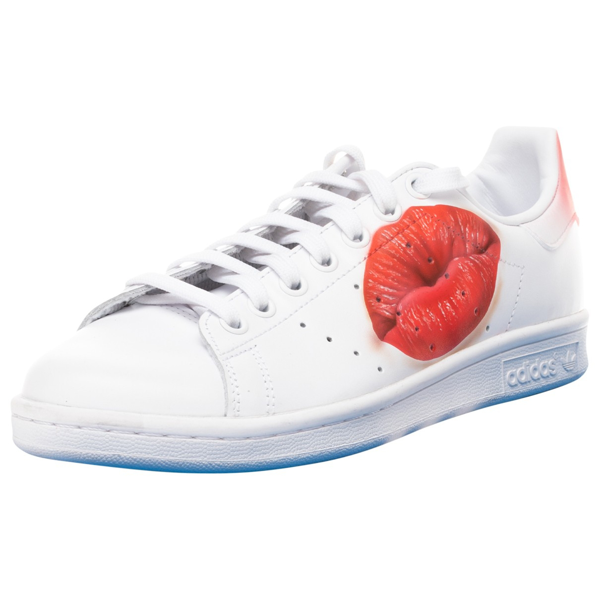 Pre-owned Adidas Originals Stan Smith White Leather Trainers
