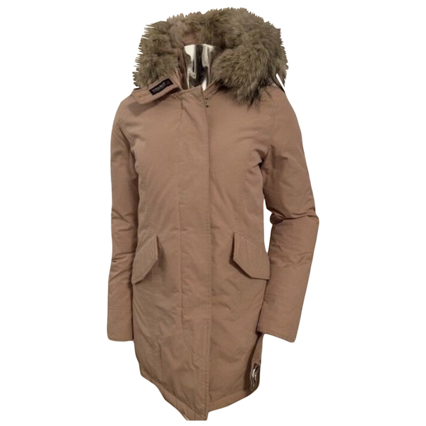 Pre-owned Woolrich Pink Coat