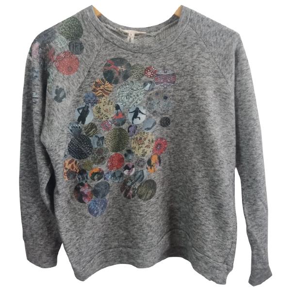 Isabel Marant Étoile Grey Cotton Knitwear