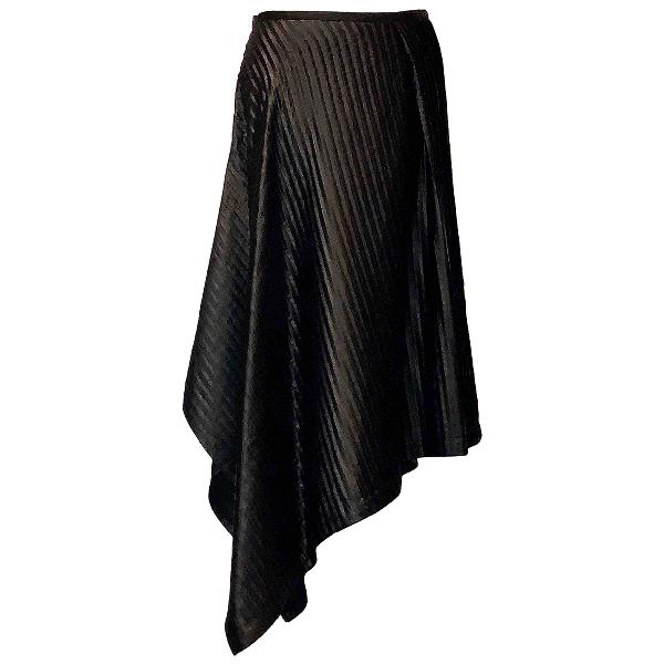 Sid Neigum Black Skirt