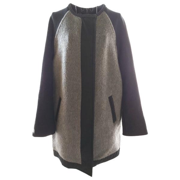 Isabel Marant Étoile Grey Wool Coat
