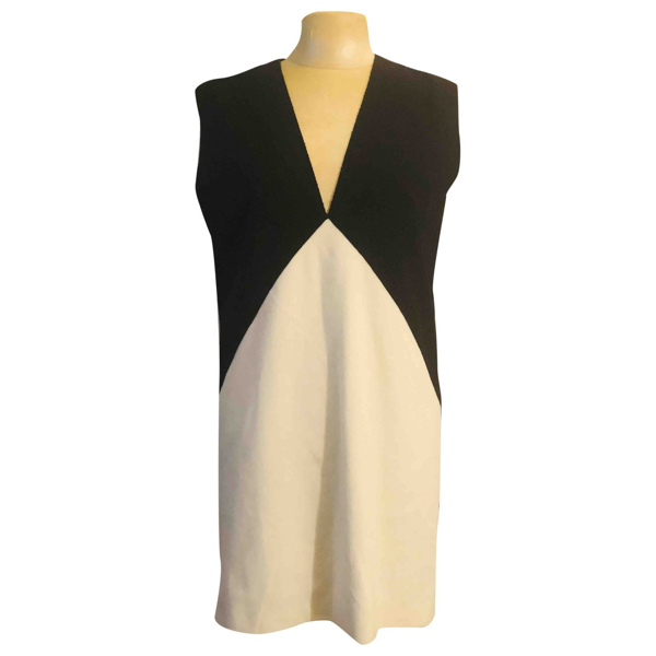 Pre-owned Monographie Multicolour Wool Dress