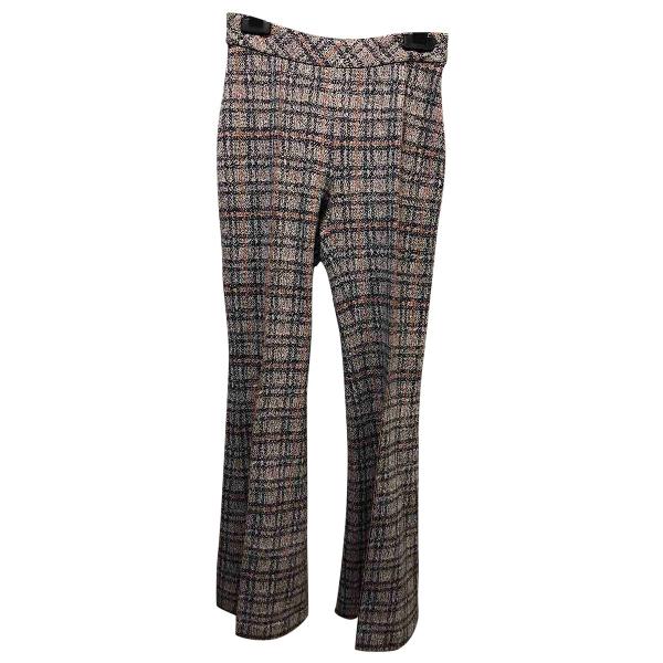 Rosetta Getty Multicolour Trousers