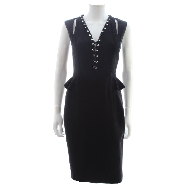 Altuzarra Black Dress