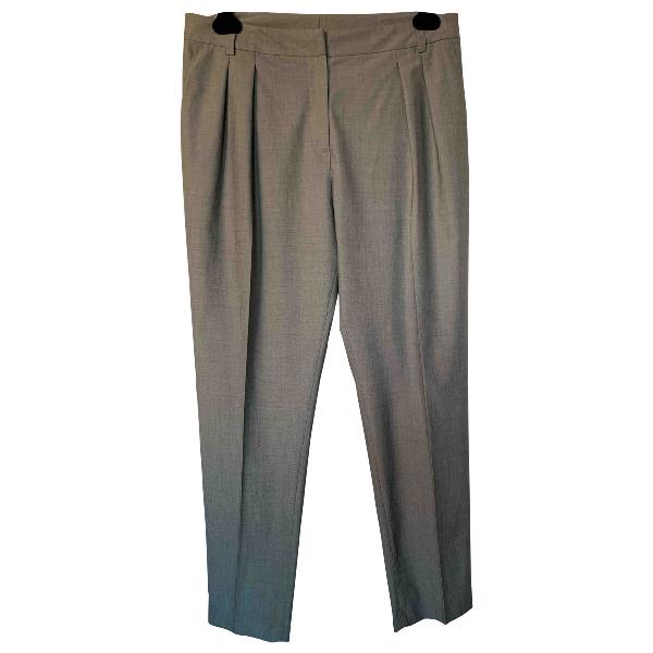Les Coyotes De Paris Grey Trousers