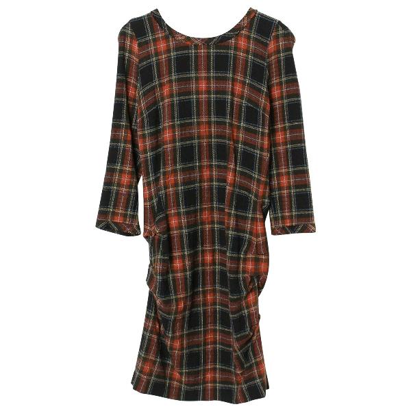 Isabel Marant Étoile Multicolour Wool Dress