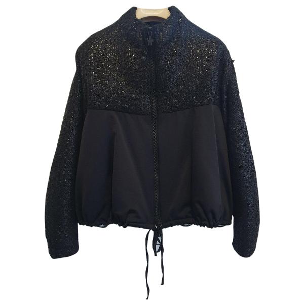 Moncler Gamme Rouge Black Jacket