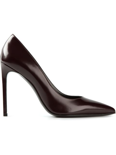 Saint Laurent Anja 105 Pumps