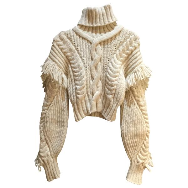 Off-white Wool Knitwear