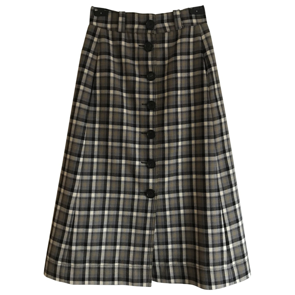 Pre-owned Kwaidan Editions Wool Skirt