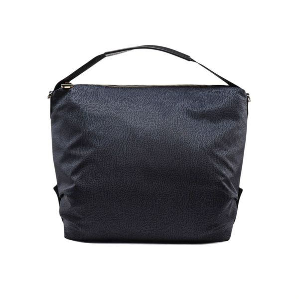 Borbonese Bag In Grey