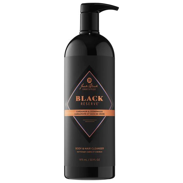 Jack Black Black Reserve Body & Hair Cleanser 33 oz/ 975 ml
