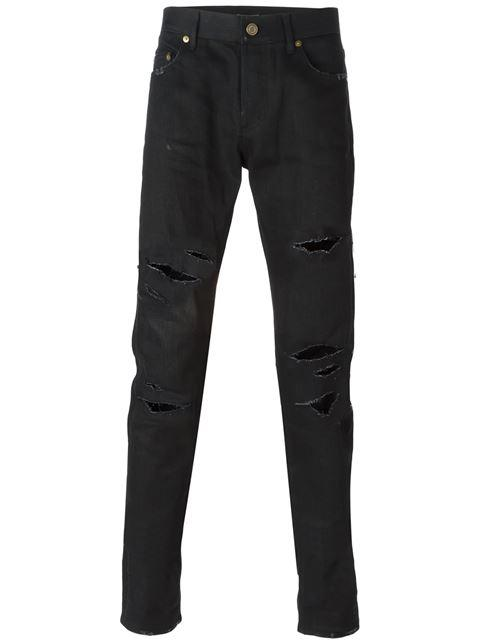 545178e2ed Distressed Skinny Jeans