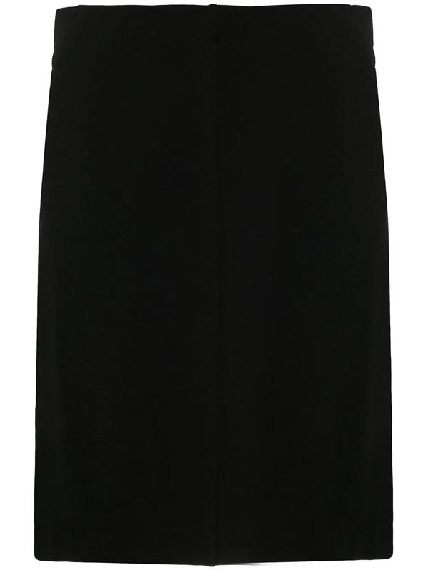 Filippa K Delia Straight Skirt In Black