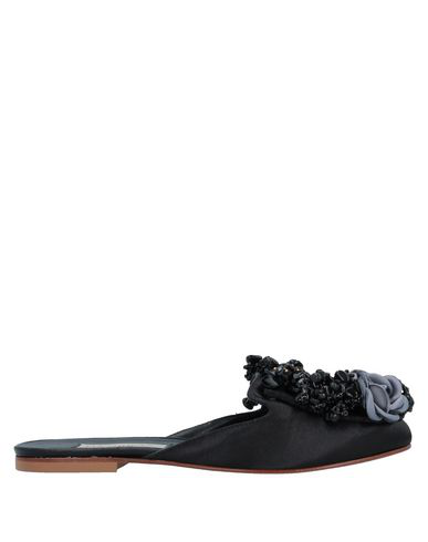 Pokemaoke Mules And Clogs In Black