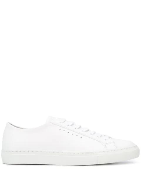 Filippa K Kate Low-top Sneakers In White