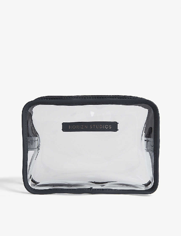 Horizn Studios Transparent Wash Bag