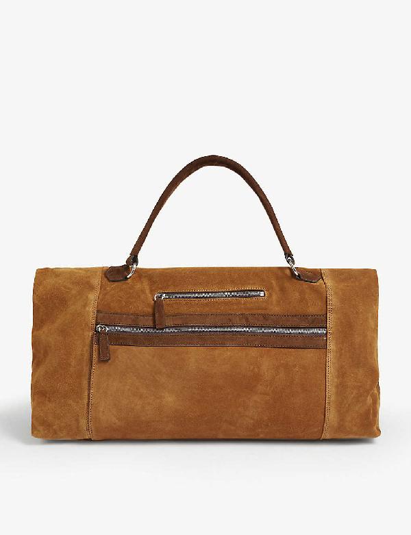 Eleventy Travel Bag In Cammello