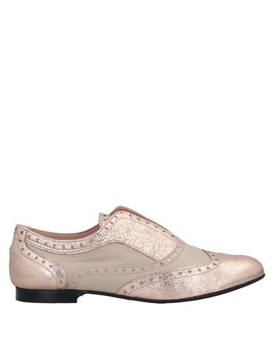 Pollini Loafers In Pale Pink