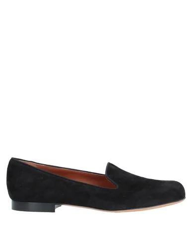 Valentino Garavani Grosgrain-trimmed Suede Loafers In Black