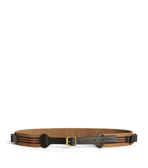 Purdey Canvas Cartridges Belt