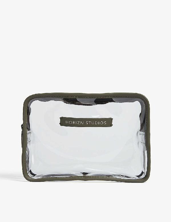 Horizn Studios Transparent Liquids Bag