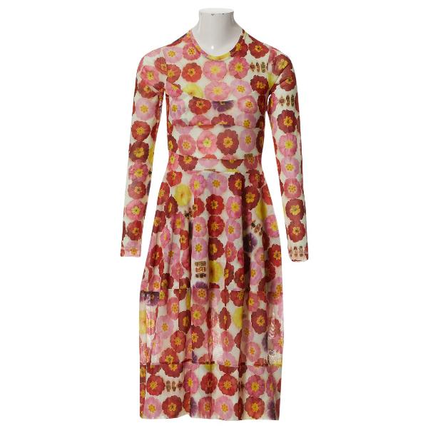 Molly Goddard Orange Dress