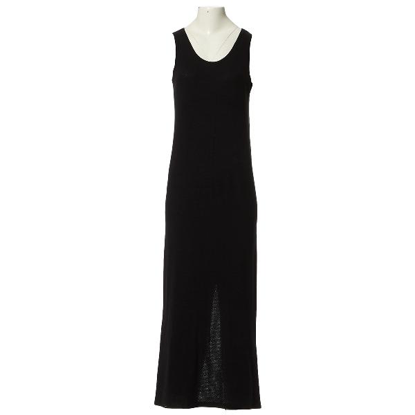 Maison Margiela Black Dress