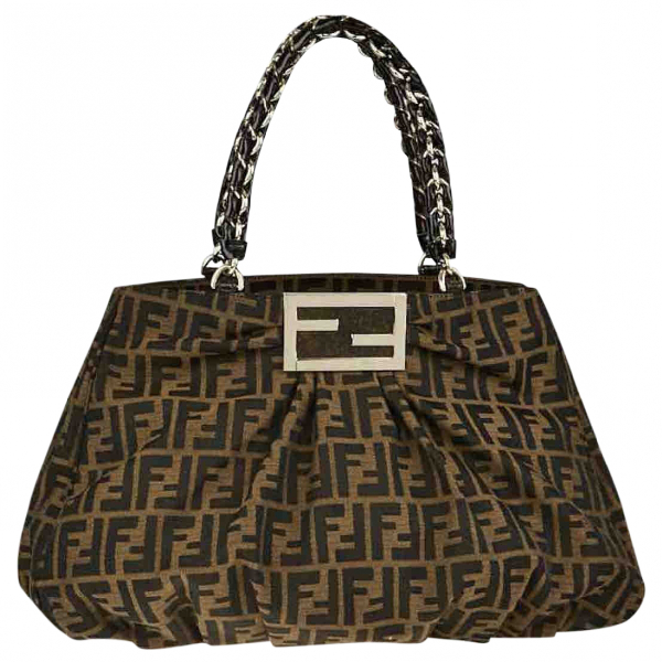 Fendi Multicolour Cloth Handbag