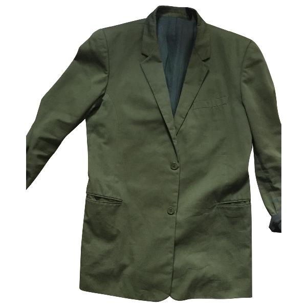 Givenchy Khaki Cotton Jacket