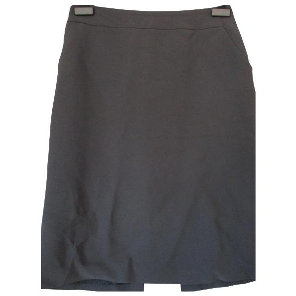 Emporio Armani Grey Skirt