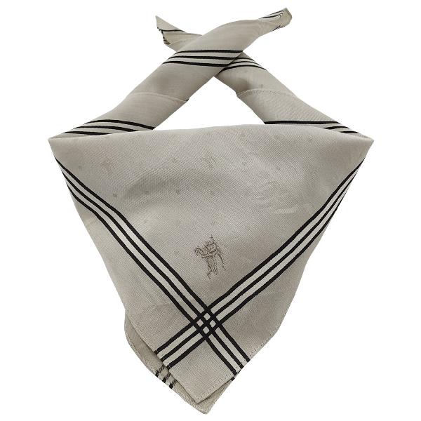 Burberry Cotton Scarf & Pocket Squares