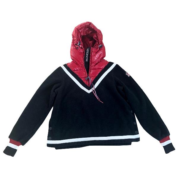 Moncler Black Knitwear