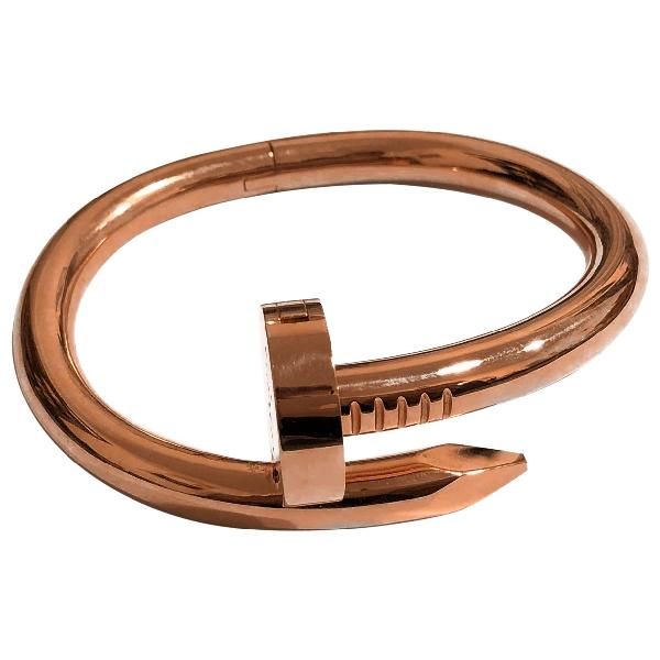 Cartier Juste Un Clou Pink Gold Bracelet