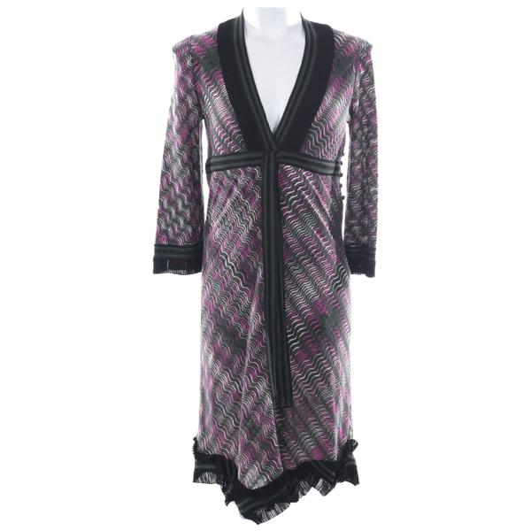 Missoni Multicolour Wool Dress