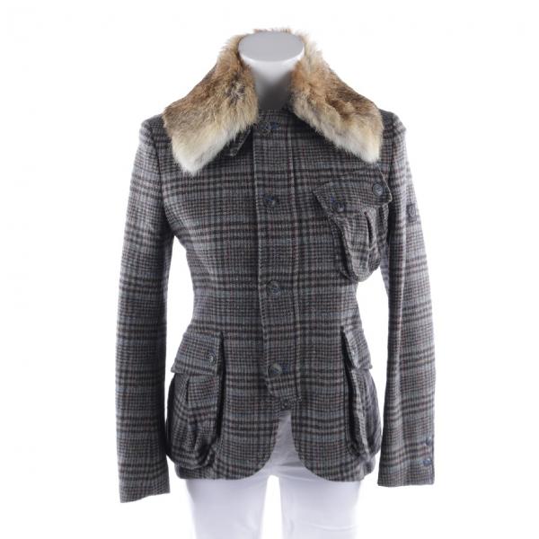 Belstaff Multicolour Wool Jacket