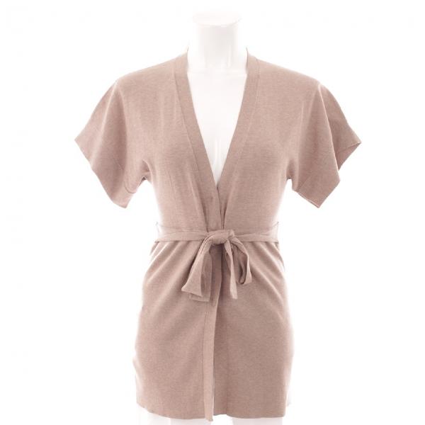 Brunello Cucinelli Brown Cotton Knitwear