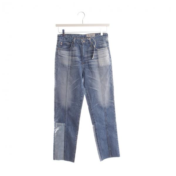 Ag Blue Cotton Jeans