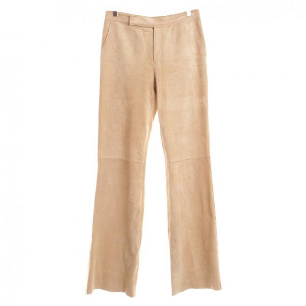 Vogue Beige Trousers