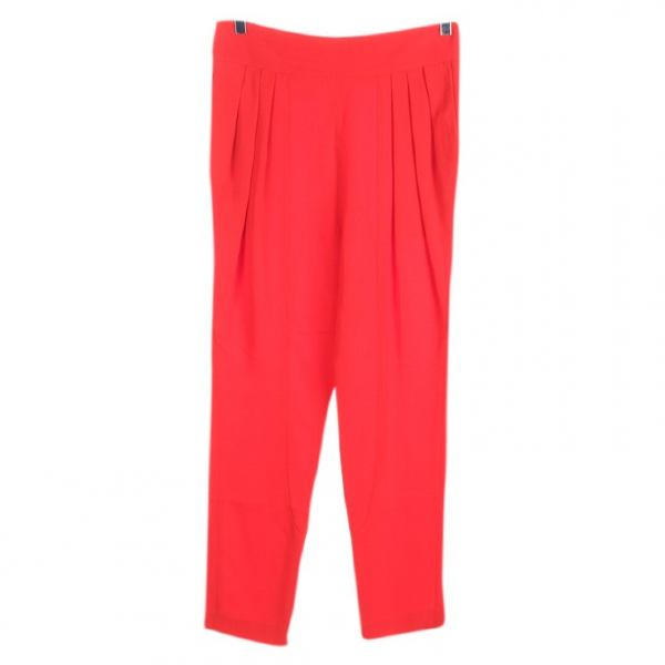 Givenchy Red Trousers