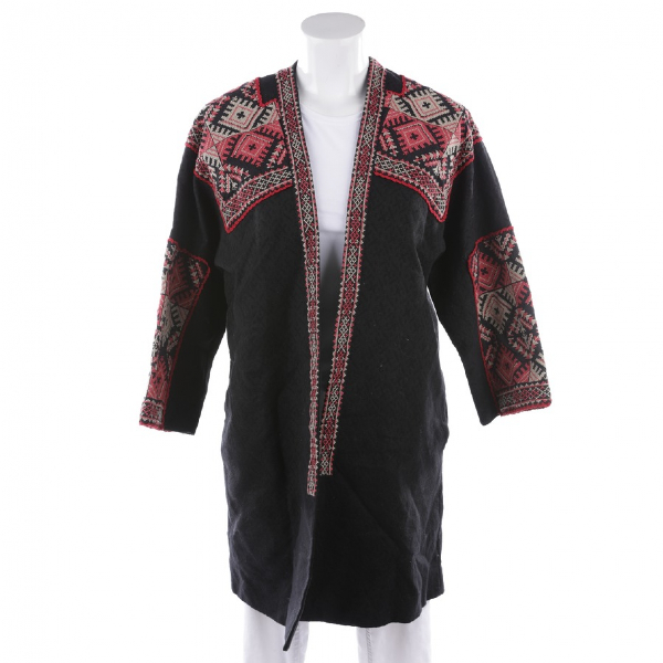 Masscob Black Cotton Jacket